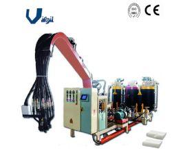Soft&Rigidの泡の製品のための高圧PUのウレタンフォームの泡立つ注入機械