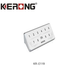 Настраиваемые KERONG электронной цифровой пароль комбинация кабинета Отделения для хранения кабинет блокировки замков