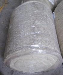 Wire Mesh minéral Couverture de laine de roche d'isolation thermique
