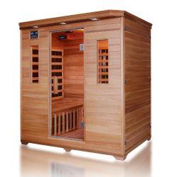 Sauna de Infravermelhos distante Cabana de Madeira para 4 pessoas com o Melhor Preço