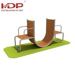 Im Freien ues-förmig Möbel-Baby-Schwingstuhl für das Spielen