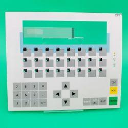 Personnaliser les Touches Tactiles dôme en métal plat Pet Coupure du circuit de la fenêtre d'affichage LED Interrupteur à membrane