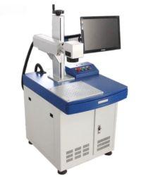 Kohlendioxyd-Laser-Markierungs-Maschinen-Kennsatz-Papier-hölzerne Karton-Markierungs-Maschinen-hölzerne lederne Tuch-Gravierfräsmaschine
