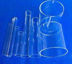 Tubo del quarzo della tubazione del quarzo del tubo di vetro del silicone fuso del tubo di vetro del Borosilicate del tubo di vetro