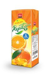 200мл Juice-Vietnam OEM-производителем фруктов Juice-From Рита торговой марки