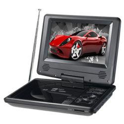 Beweglicher DVD-Spieler 7-Inch mit großem Bildschirm TFT (DA775)