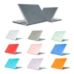방수 휴대용 퍼스널 컴퓨터 덮개 소매 MacBook를 위한 수정같은 쉘 PC 휴대용 퍼스널 컴퓨터 상자