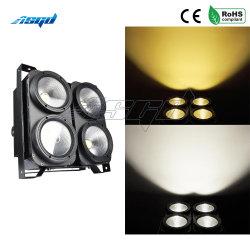 Blinderes LED-PFEILER 400W 4 Augen-Publikums-Licht für Kirche-Hochzeits-Stadiums-Beleuchtung Asgd