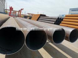 A distribuição de água e o tubo de esgoto/tubos de transporte para tubo de poços de água