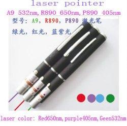 Фиолетовый лазерный указатель (P890)