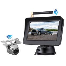 容易な取付け車 DVR ダッシュカメラ米国のナンバープレート車 カメラパーキングガイド広角ワイヤレスカーカメラキット