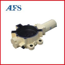 Industriële veiligheidsklep met dubbele flens, elektrische regeling/actuator, klepinlaat Vlinderklep (D721W-16Z)