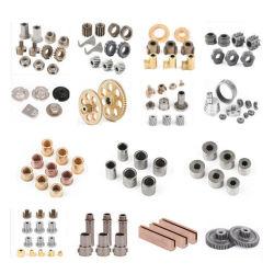 自動車部品かオートバイの部品または家庭電化製品の部品または含油粉末や金