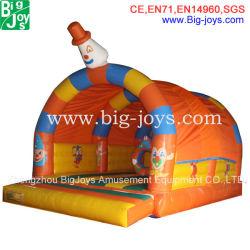Aufblasbarer Clown springen Prahler für Verkauf (BJ-B10)