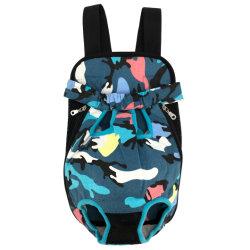 Adjusable Beine heraus Einfach-Befestigten das Reisen, kampierenden Haustier Frontpack Träger-Haustier-Träger-Rucksack wandernd