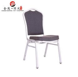 가구 판매를 위한 덮개 그리고 창틀 쌓을수 있는 이용된 연회 의자를 가진 도매 결혼식 사건을 식사하는 대중음식점