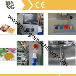 Flowpack Tray Biscuit Cookies Full-Auto Packagine Machine