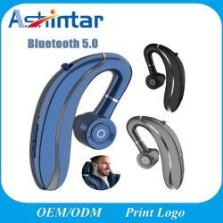 De draadloze Haak Bluetooth 5.0 Oortelefoon 300mAh van het Oor van Earbud van de Hoofdtelefoon kiest Handfree met Microfoon uit