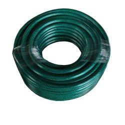25 50 75 100 قدم قابل للتوسيع مرنة حديقة ماء خرطوم مع [سبري نوزّل] ماء خرطوم اللون الأخضر [غردن هوس] قابل للتوسيع