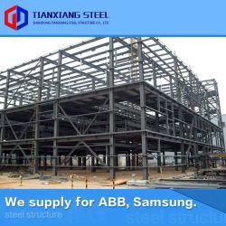 Corto Periodo de construcción Mbmi de larga duración de edificios de acero