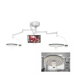 Três cabeças de câmara de teto de monitor de TV Lâmpada Shadowless