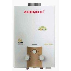 Tipo de combustão Geyser Gaz aquecedor de água a gás natural de Baixa Pressão