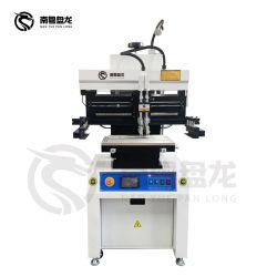 PCBの精密半自動はんだののりの印字機SMTのステンシル印字機