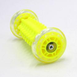 Массаж ног ролик, идеально подходит ножной боли массажер, ПВХ мышцы массаж ног ролик