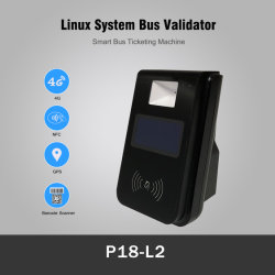 Транспортировка электронной системы сбора данных тарифа продажи билетов по шине CAN машины (P18-L2)