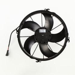 Bester Preis-elektrische abkühlende kühlere Kondensator-Ventilator-Zus-Ersatzteile Gleichstrom-12V für großen u. mittleren Bus
