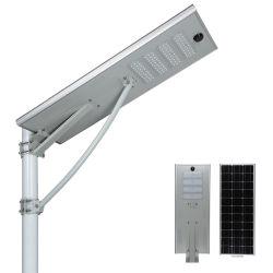 indicatore luminoso di via solare Integrated di 80W LED tutto in un'illuminazione stradale esterna del LED