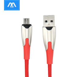 accessoires pour téléphones mobiles d'alimentation directe en usine Micro câble de chargement USB câble de données pour Samsung