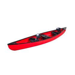3 사람 LLDPE Rotomolded 가족 카누 클럽 카누 강 배