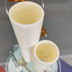 PET용 ABS 코어 튜브에 사용자 정의된 형색색의 압출 포장물 윈도우 필름 롤 와인딩