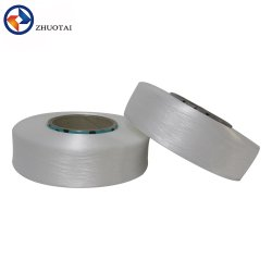 15D resistir calor Rayon Coreia Texlon Lycra Spandex fios desencapados para tricotar