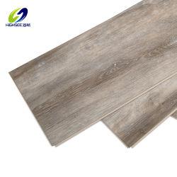 3.5mm 맞물리는 돌 또는 나무 보기 PVC 비닐 마루 도와