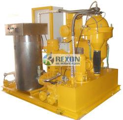 高く効率的な遠心油純化器、オイル水分離器、粒子の取り外しの単位
