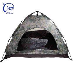 De automatische Openlucht het Kamperen Tent van het Leger van de Noodsituatie van de Visserij Waterdichte Militaire Individuele