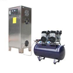 100g/h gerador de ozônio equipamento de ozono para a fábrica de alimentos esterilização e desinfecção