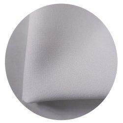 Tessuto 100% di Minimatt del poliestere per il materiale largo della gabardine del tessuto di larghezza delle tende 280cm che fa pubblicità al tessuto