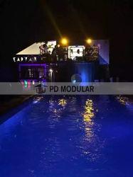 Luxo privada Leisure recipiente portátil Piscina