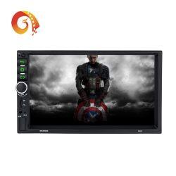 Универсальный 7-дюймовый сенсорный экран 7918 Драйвер 2-DIN шпинделя с двойной цифровой автомобиль MP5, MP4, MP3 Android8.1 системы аудиосистемы автомобиля видео плеер