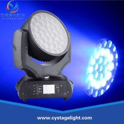 37PCS 10W LED Zooming Moving Head Light für Stage/Event/Wedding/Disco/DJ/Concert/Performance Light