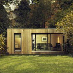 As casas de madeira Jardim Studio Prefab House