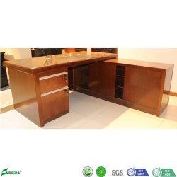 Китай мебель из шпона дерева поставщика письменный стол со стороны распределительного шкафа