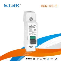Ekd2-125 1p экономического типа 63A Выключатель