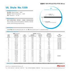 중국 공급자 방열 UL1330 FEP 테플론 구리 케이블 철사
