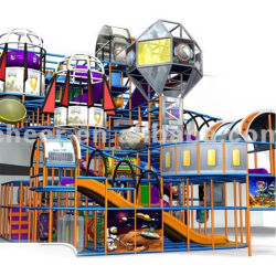 """Cheer Amusement Space""-Themenbereich ""Kids Indoor Playground"" für Ce TUV"