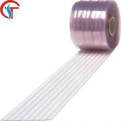 Colgar la cortina de tiras de PVC fabricado en China