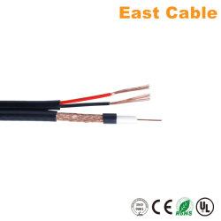 Coaxiale Kabel Cable+Power/de Kabel van de Computer/de Kabel van Gegevens/Communicatie Kabel/AudioKabel/de Kabel van de Schakelaar